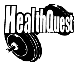 HealthQuest Fitness Logo