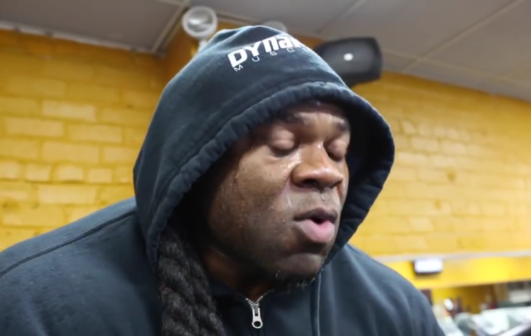 Workout like Kai Greene